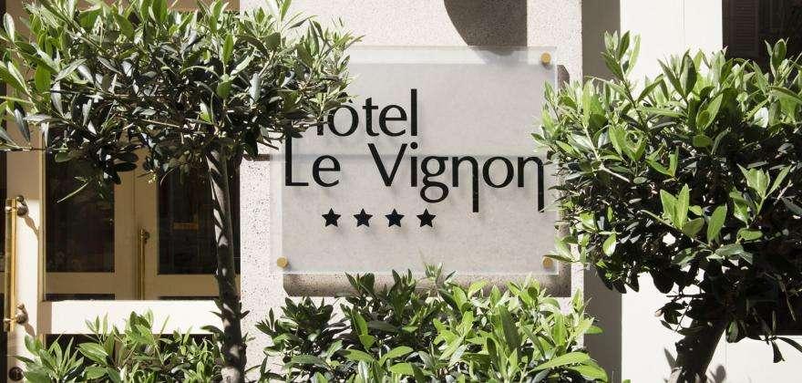 Bienvenue sur le nouveau site de l'Hôtel Vignon