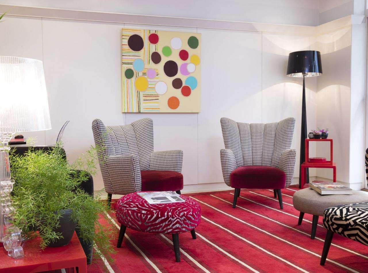 Hôtel Le Vignon Lobby