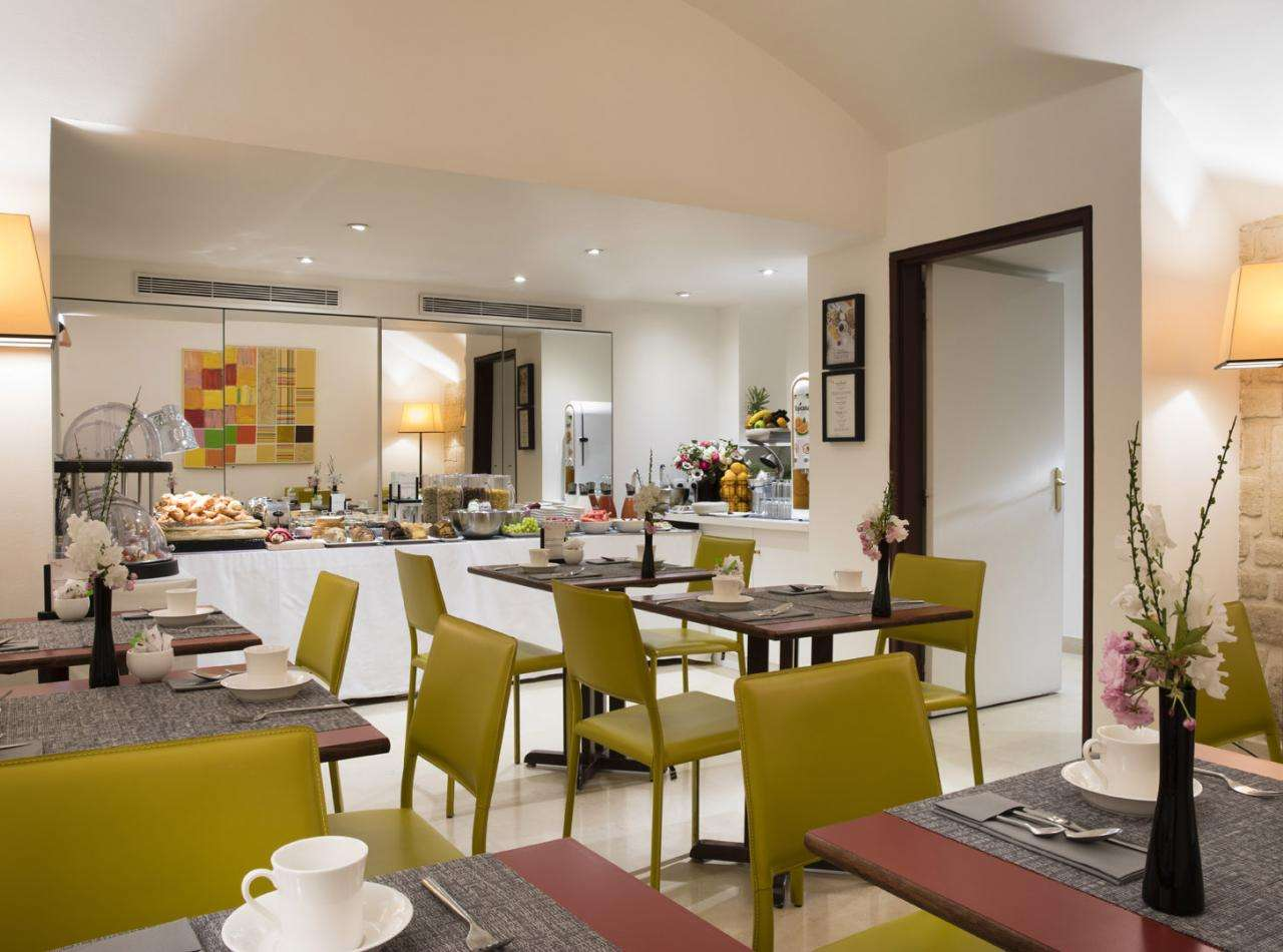 Hôtel Le Vignon - Petit déjeuner
