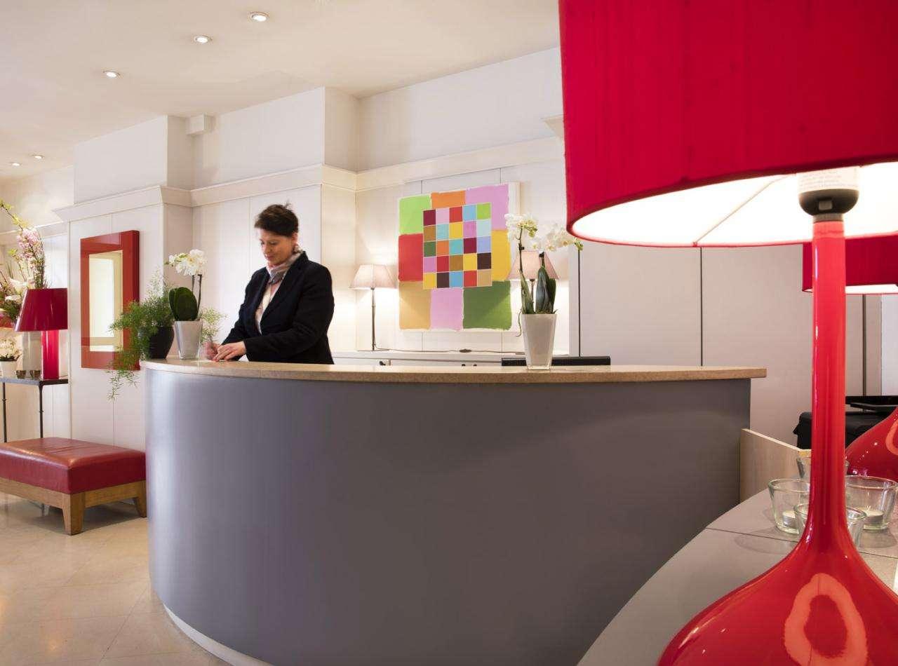 Hôtel Le Vignon - Reception