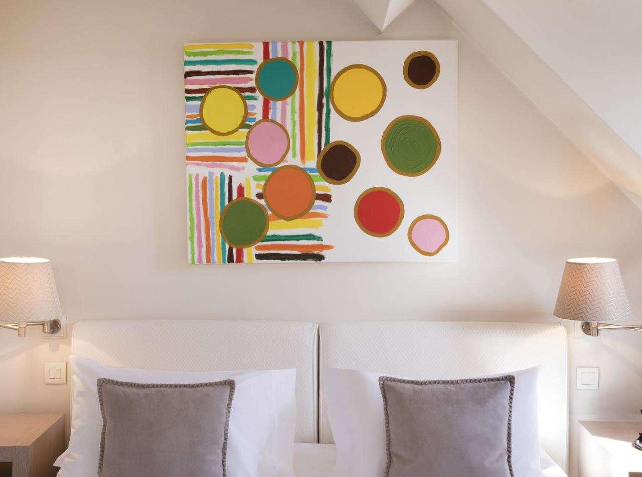 Hôtel Le Vignon - Room