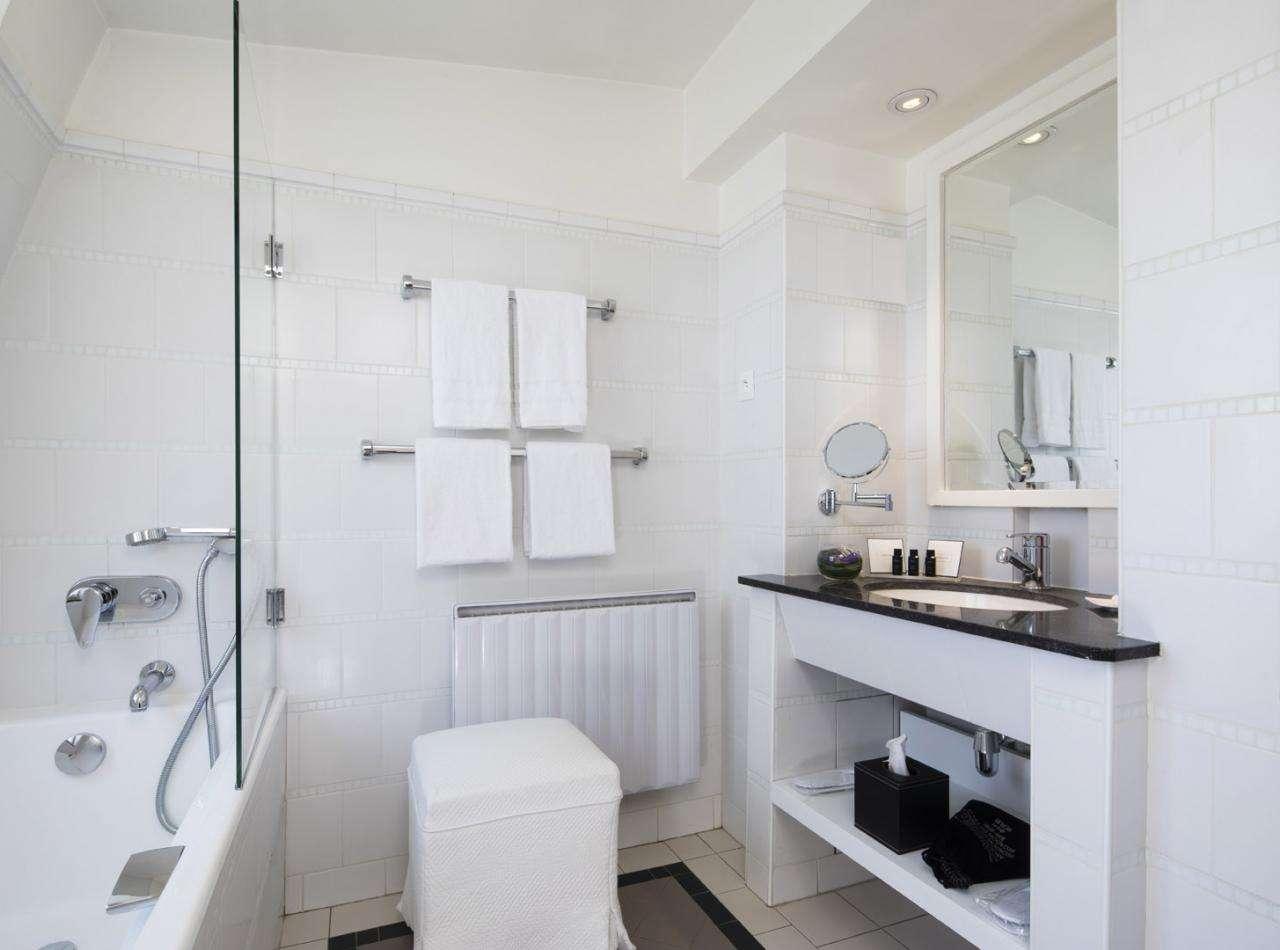 Hôtel Le Vignon - Salle de bain