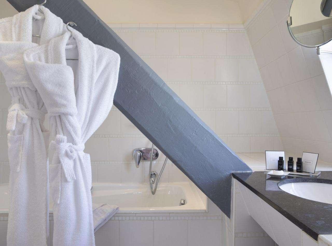 Hôtel Le Vignon - Bathroom