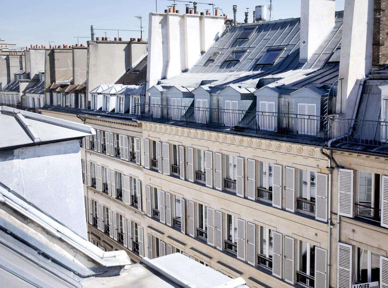 Hôtel Le Vignon - view